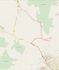 Route 871 – Tamaree Primary Morning School Service